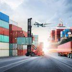 a visual representation of global logistics.